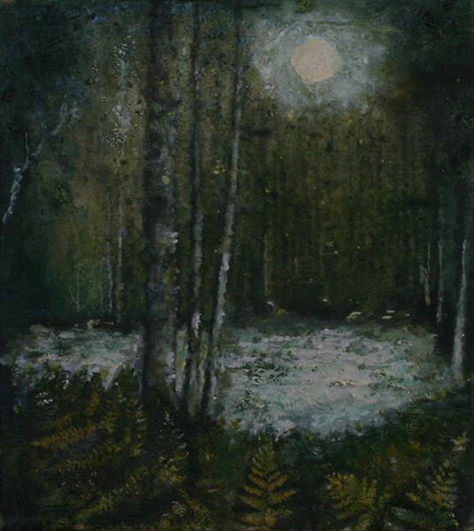 Skogstjärn